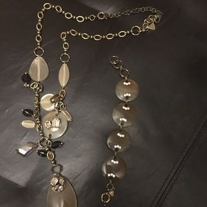Silpada KR necklace and bracelet set